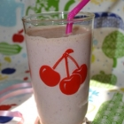 50's Prime Time Café Peanut Butter & Jelly Milkshake