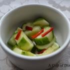 Diao Yu Tai Cucumber Salad - Nine Dragons