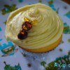 RECIPE: Lemon Bumblebee Cupcakes - Disneyland Resort