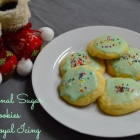 Traditional Sugar Cookies with Royal Icing