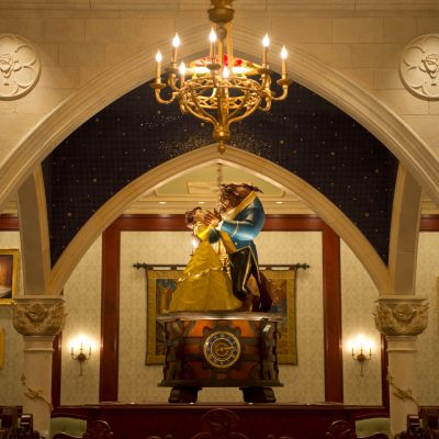 REVIEW/VIDEO: Be Our Guest Restaurant