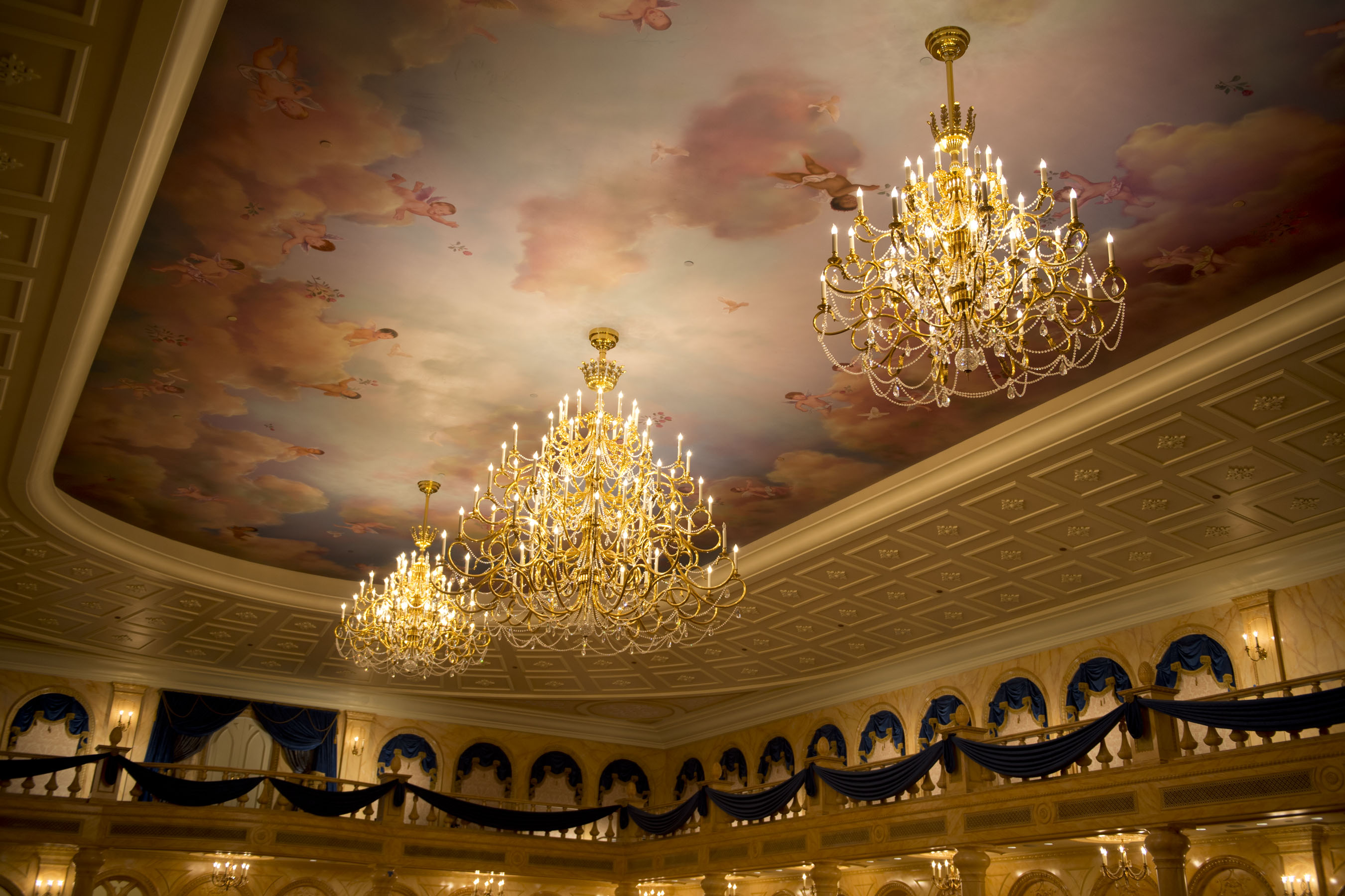 NEWS Be Our Guest Restaurant Details A Cup Of Charming