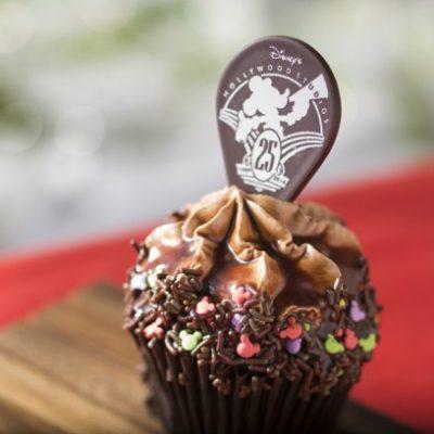 DHS Anniversary Cupcake