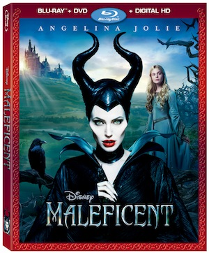 "REVIEW: ""Maleficent"" on Blu-ray"