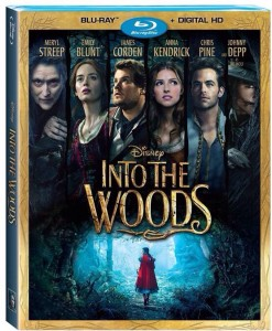 "REVIEW: ""Into The Woods"" Blu-ray"