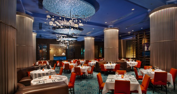 Todd English's bluezoo - dining room (3)