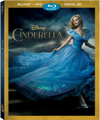 Cinderella2015 Bluray