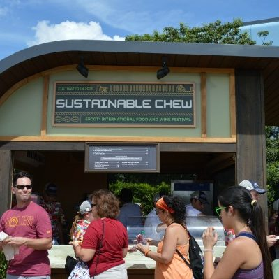 2015 20th Epcot International Food & Wine Festival Food Kiosks Line-up