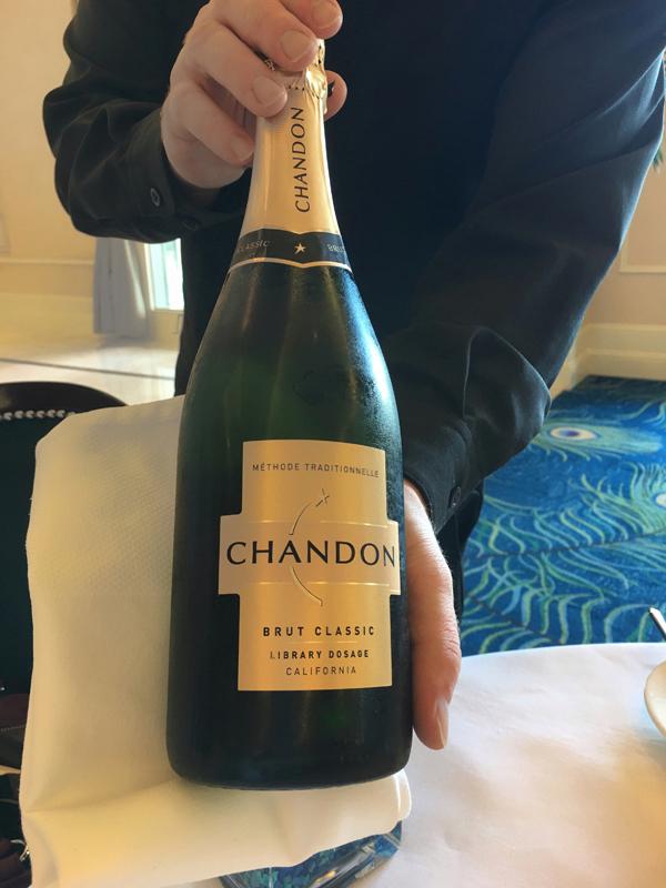 Waldorf Astoria Orlando Royal Tea Champagne