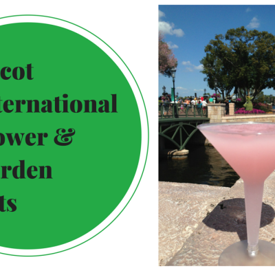 VIDEO: Epcot Int Flower & Garden Festival Eats