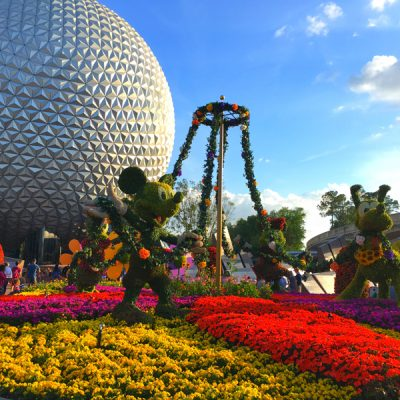 Guide to Disney's Epcot International Flower and Garden Festival