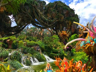 Pandora World of Avatar Floating Mountain