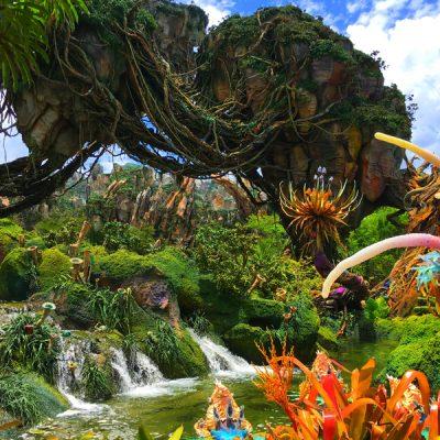 Pandora World of Avatar Floating Mountain