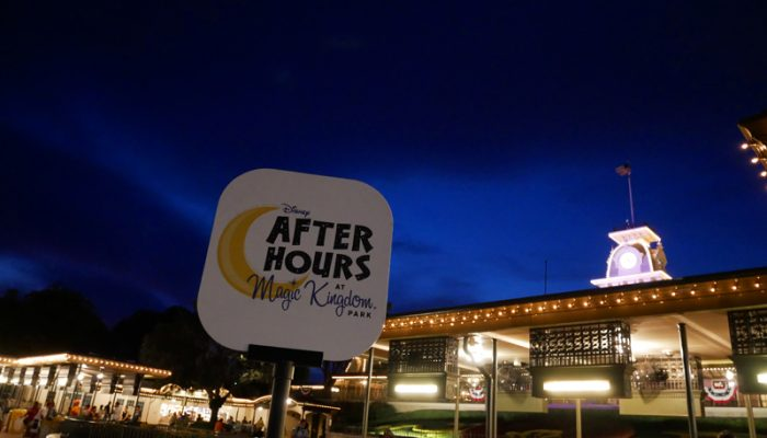 Disney After Hours at Magic Kingdom | Best Night Ever