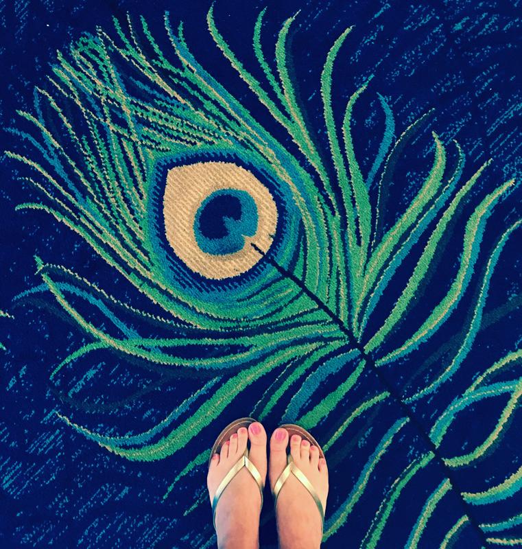 Waldorf Astoria Orlando Royal Tea Peacock Alley