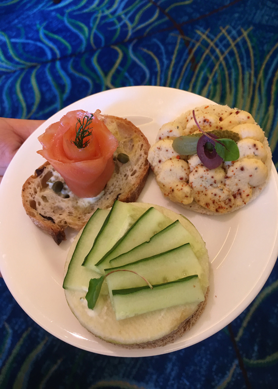 Waldorf Astoria Orlando Royal Tea Sandwiches