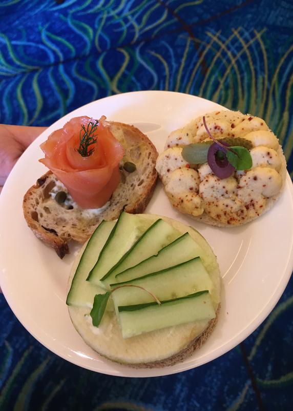 Waldorf Astoria Orlando Royal Tea Sandwiches