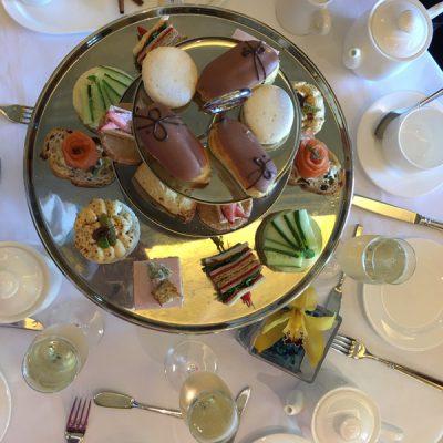 Royal Tea Traditions at Waldorf Astoria Orlando