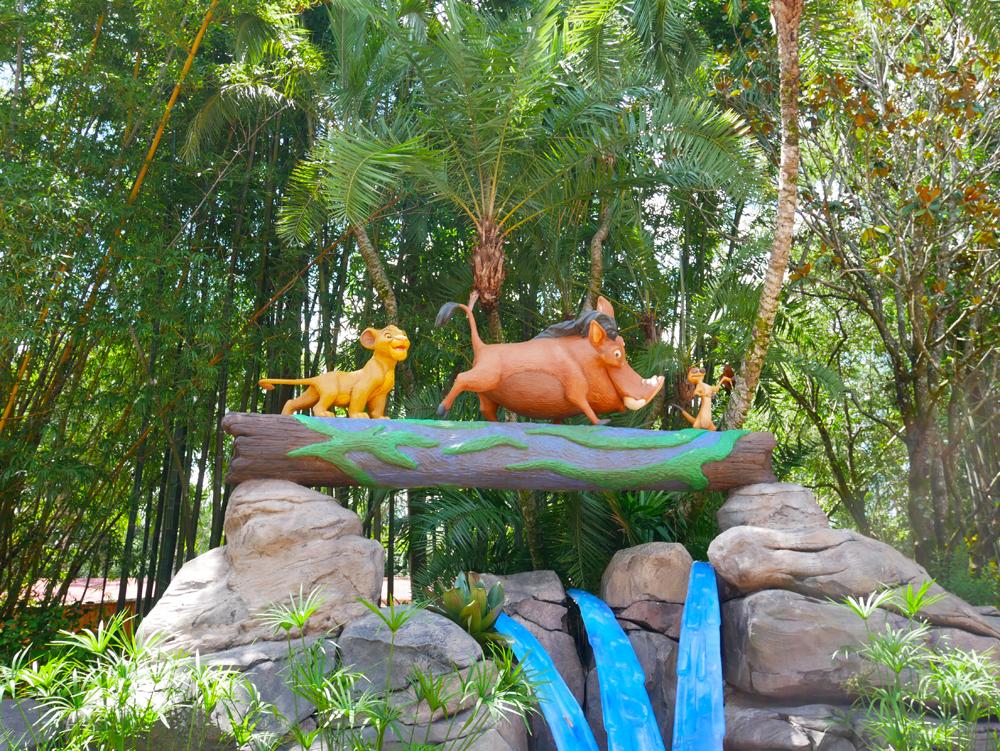 The Lion King Animal Kingdom
