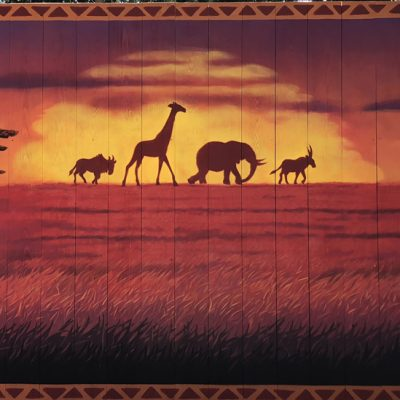The Lion King Photo Backdrops Animal Kingdom
