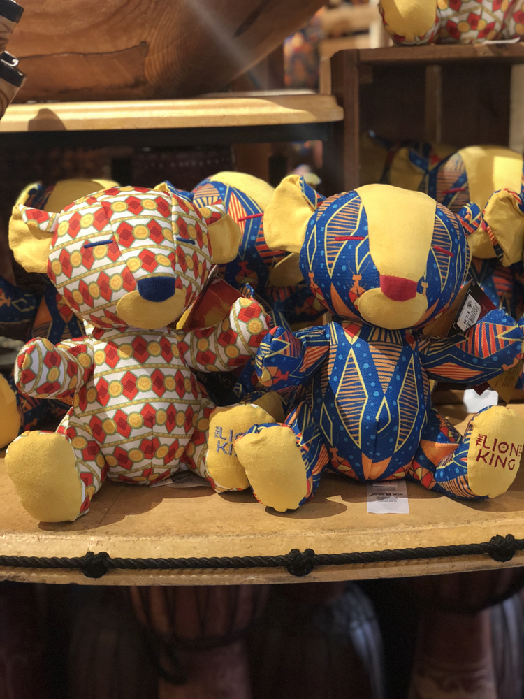 The Lion King Protect the Pride Plush