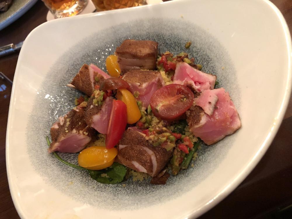 The Lion King Tiffins Tuna Dish