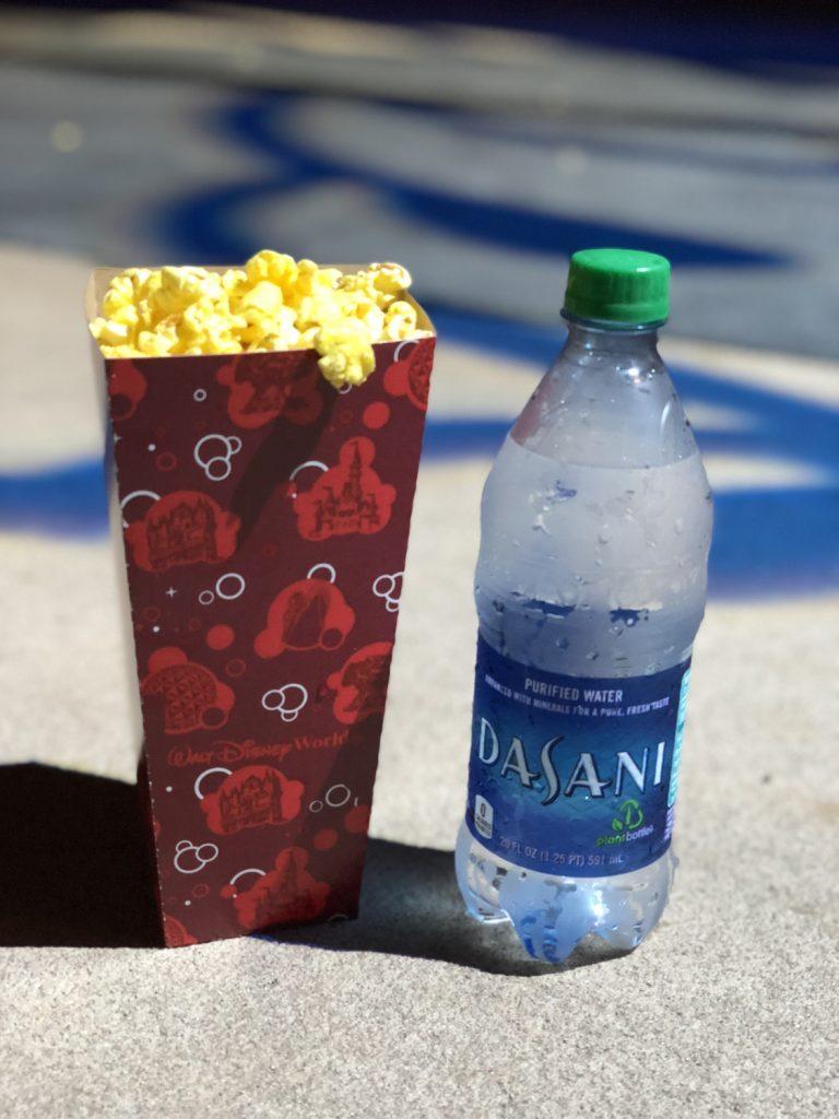 Villains After Hours Popcorn