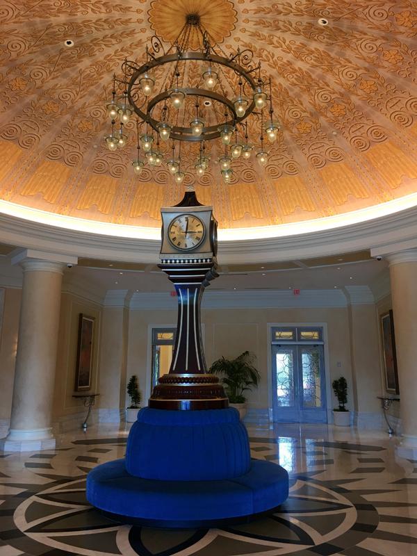 Waldorf Astoria Orlando Royal Tea Lobby