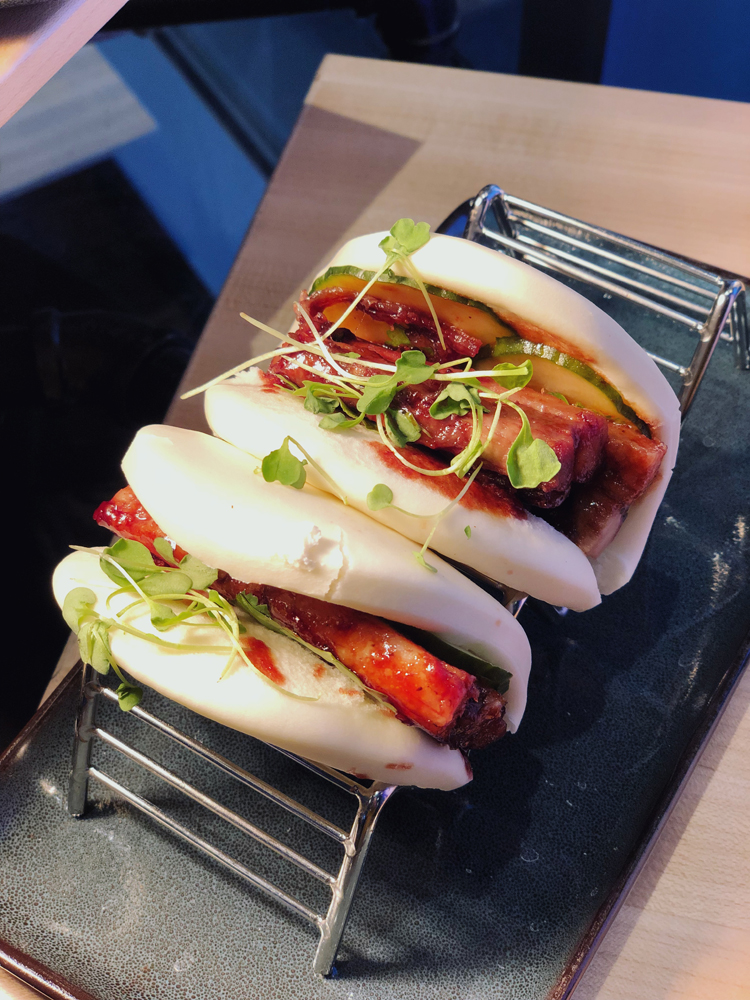 Zeta Asia Bao Buns Food & Wine Weekends
